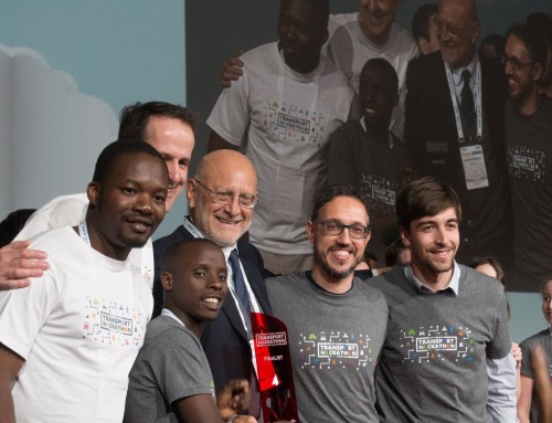 Portuguese student vice-champion in the first world Hackathon