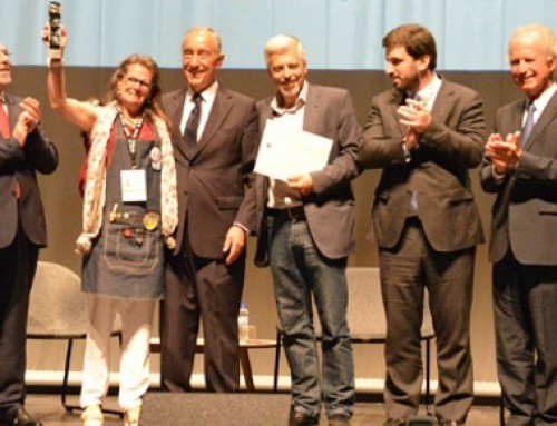 """Caixa Sismológica"" wins award ""Science in School"""