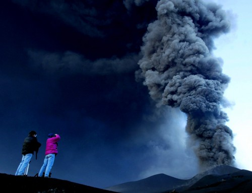 José Madeira comments on study about the implications of climate change on volcanic activity