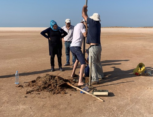 Researchers of the IDL on Fieldworks in Tunisia