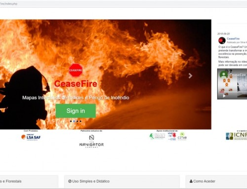 CeaseFire – a Platform to Help on Fire Prevention and Fighting