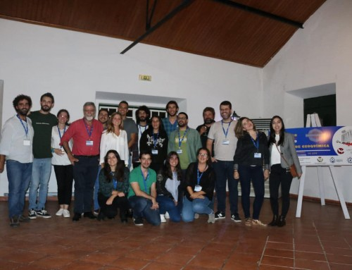 IDL at the XII Congresso Ibérico de Geoquímica